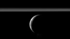 [5/8] Saturn's rings and Enceladus