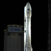 Vega VV01 ready for launch