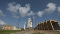 Ariane 5 flight VA205 and ATV Edoardo Amaldi ready for la
