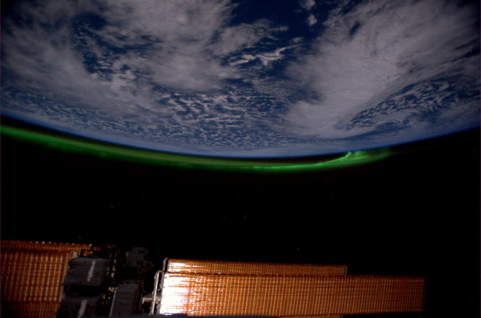 Space in Images - 2012 - 03 - Aurora Borealis