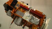 MetOp-B being readied for testing