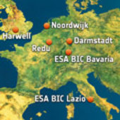 ESA Business Incubation Centres - ESA BIC locations