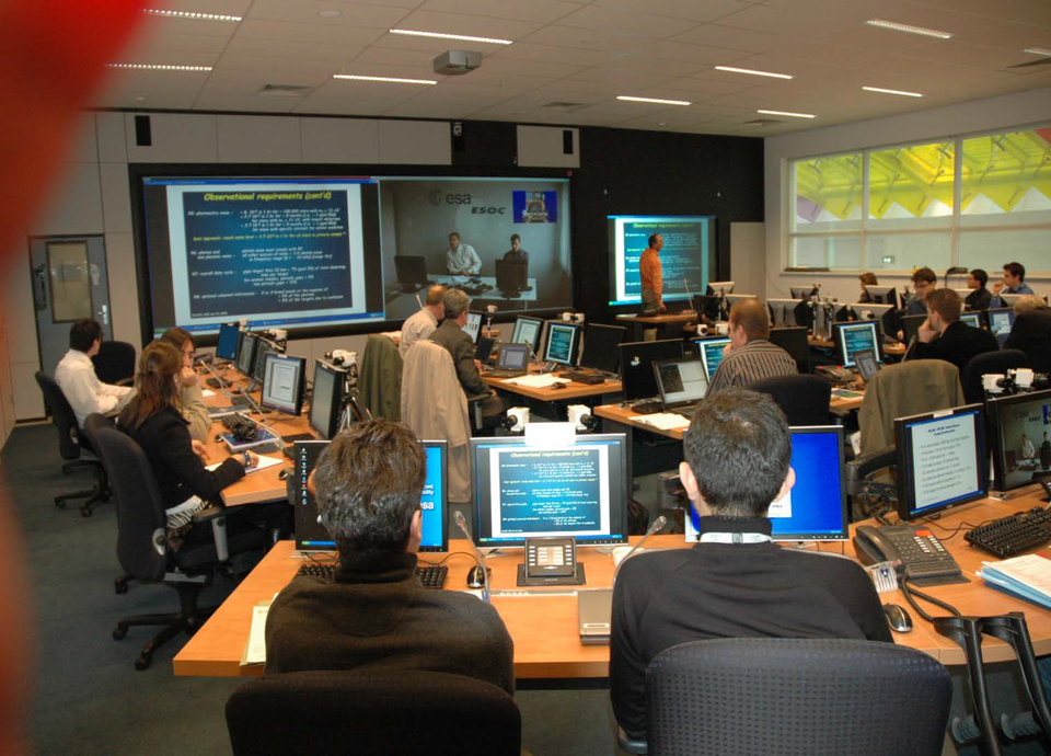Designing Ops-Sat at ESA's Concurrent Design Facility