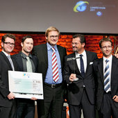 'twofloats' was 2011 winner of ESA Innovation Prize