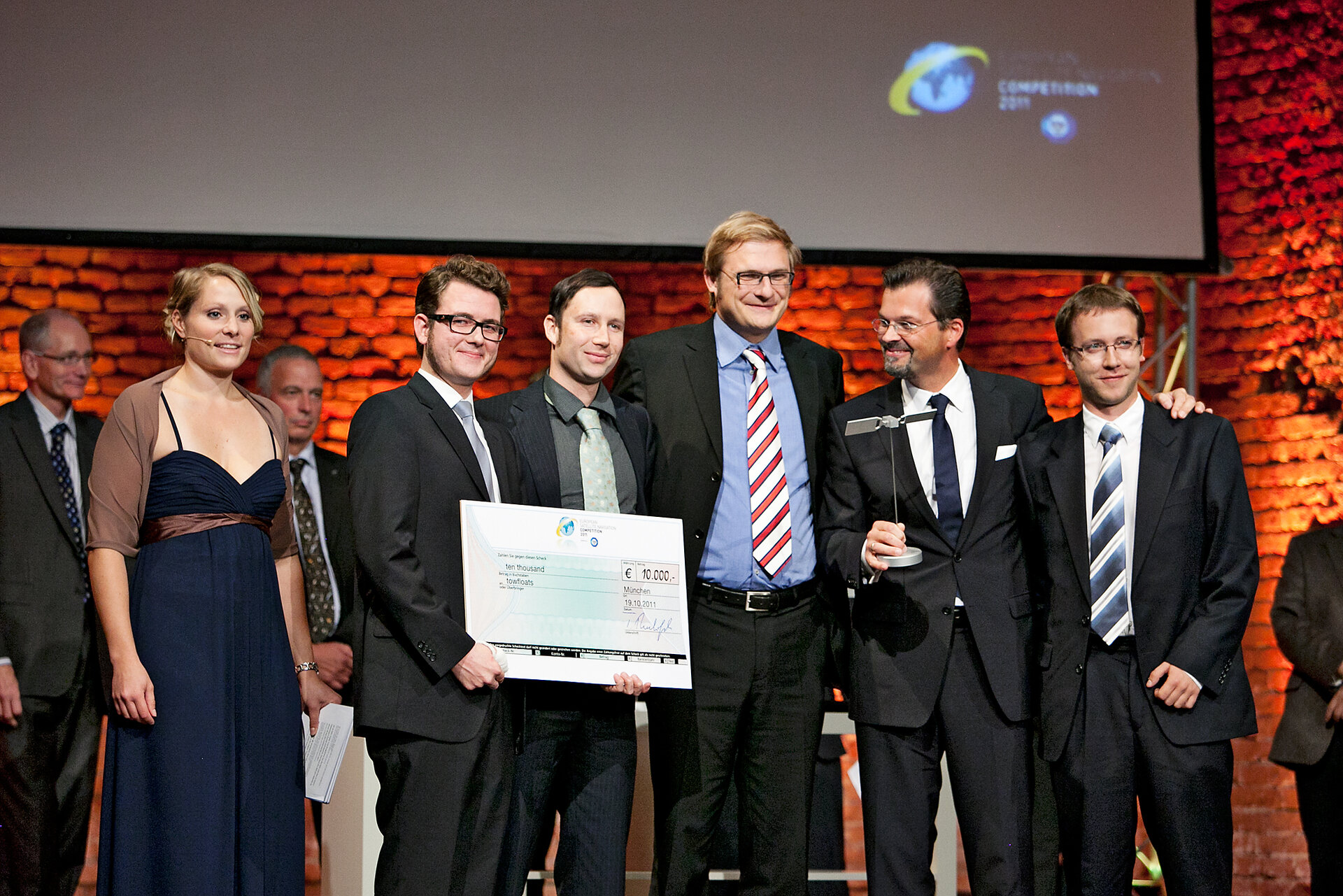 ESA Innovation Prize winners 2011