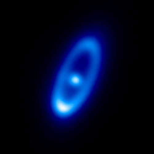 Fomalhaut and dust disc