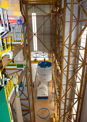 MSG-3 launch preparations