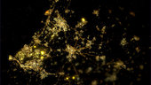 The Netherlands by night