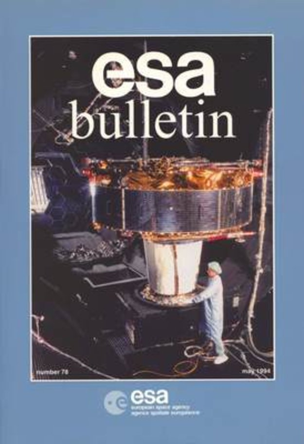 esa bulletin 78  may 1994     esa publications    about us    esa