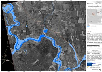 Danube flood mapping