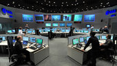ESA's European Space Operations Centre, ESOC, is the control centre for ESA missions, and hosts our Main Control Room, combined Dedicated Control Rooms for specific missions and the Estrack Control Centre, which manages our worldwide ground tracking stations