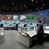ESOC serves as the Operations Control Centre for ESA missions