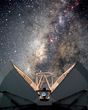 Faulkes Telescope, Hawaii