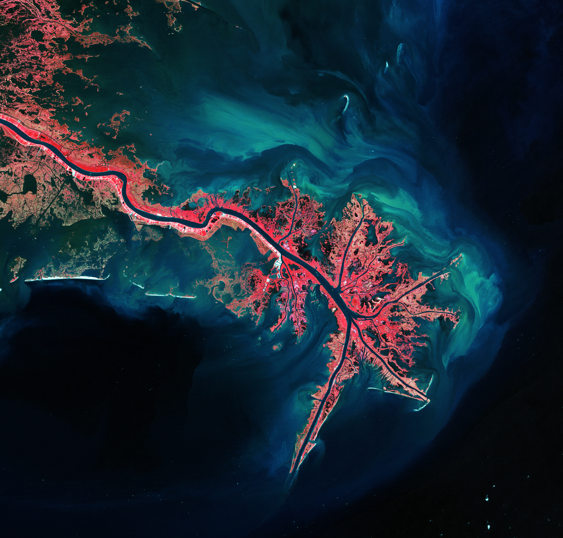 Space in Images - 2012 - 05 - Mississippi ...