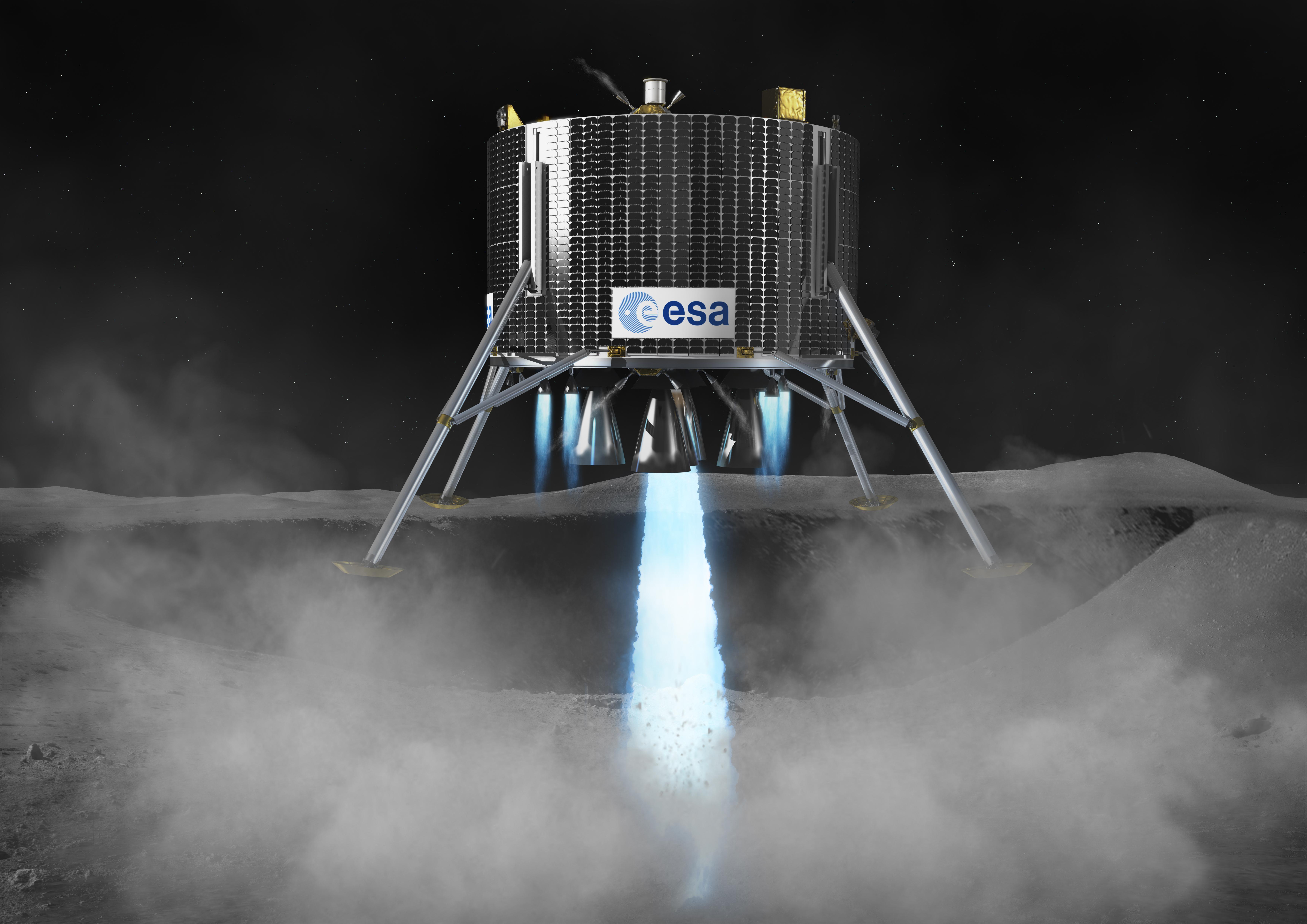 space lunar lander - photo #9