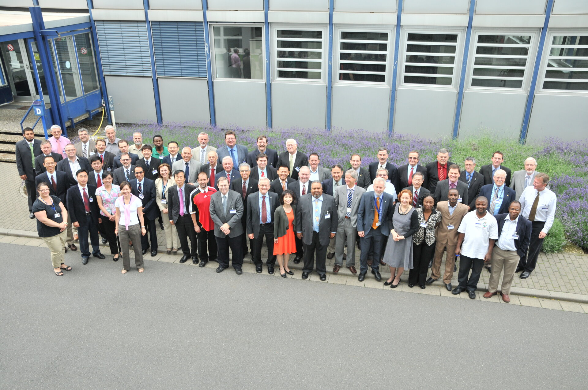Space Frequency Coordination Group at ESA's Space Operations Centre