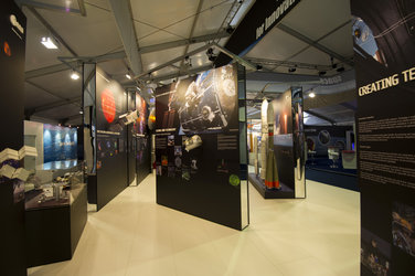 ESA at the Farnborough Airshow 2012