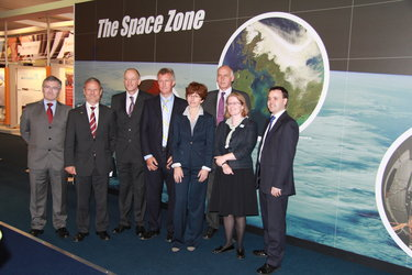 Speakers of The Space Growth Agenda