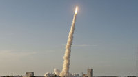 Ariane 5 flies 50th successful launch in a row