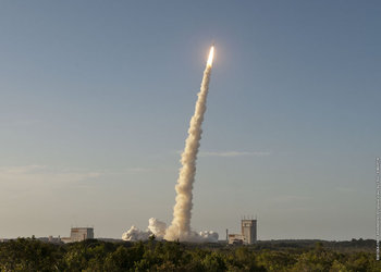 Ariane 5's largest ever payload