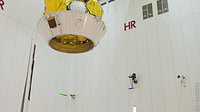 Soyuz Fregat final stage arrives in Kourou