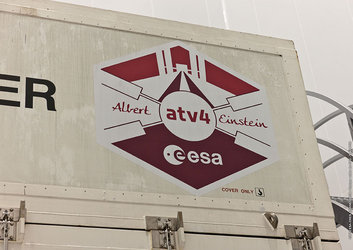ATV-4 Albert Einstein preparations underway