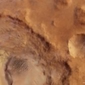 Argyre Planitia and Hooke Crater