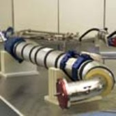 Fuelling tube system for Ariane 5 upper stage ECS-A