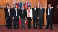 Visit of Mr Wang Zhaoyao to ESA Director General