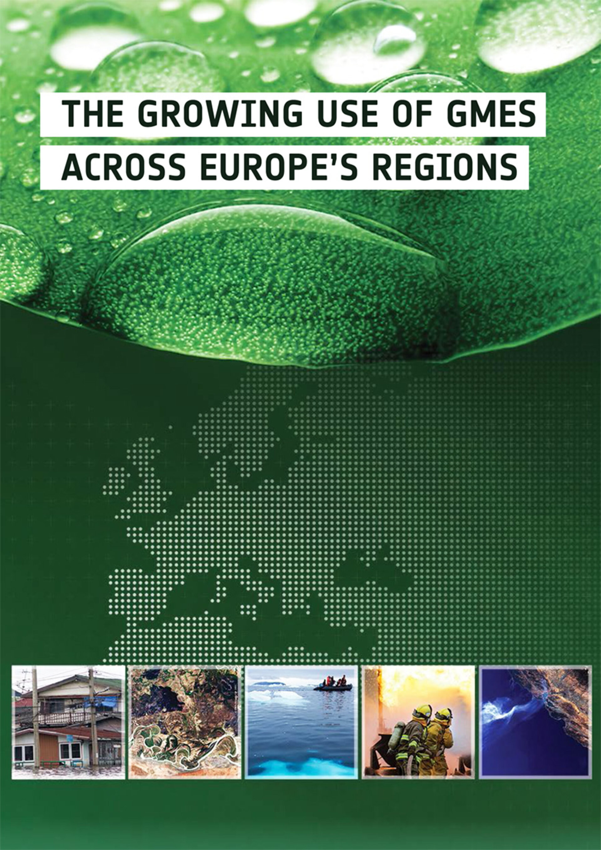 ESA/NEREUS publication cover
