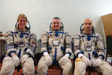 Expedition 36/37 crew