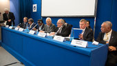 Heads of Space Agencies meet at IAC 2012
