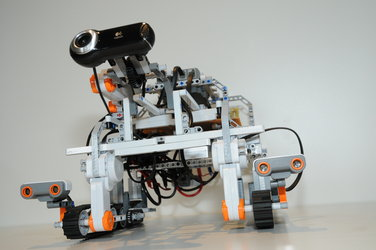 METERON communications test robot