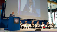Heads of Space Agencies at IAC 2012