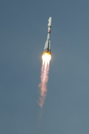 Soyuz VS03 liftoff