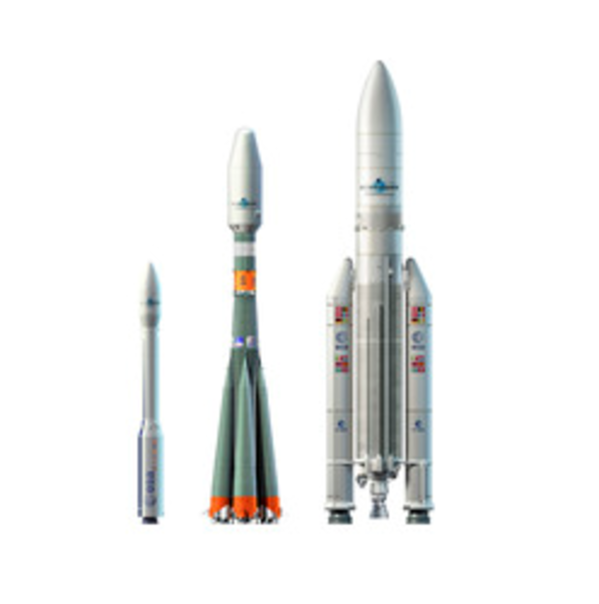 Launchers at Europe's Spaceport
