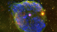 Wolf-Rayet bubble