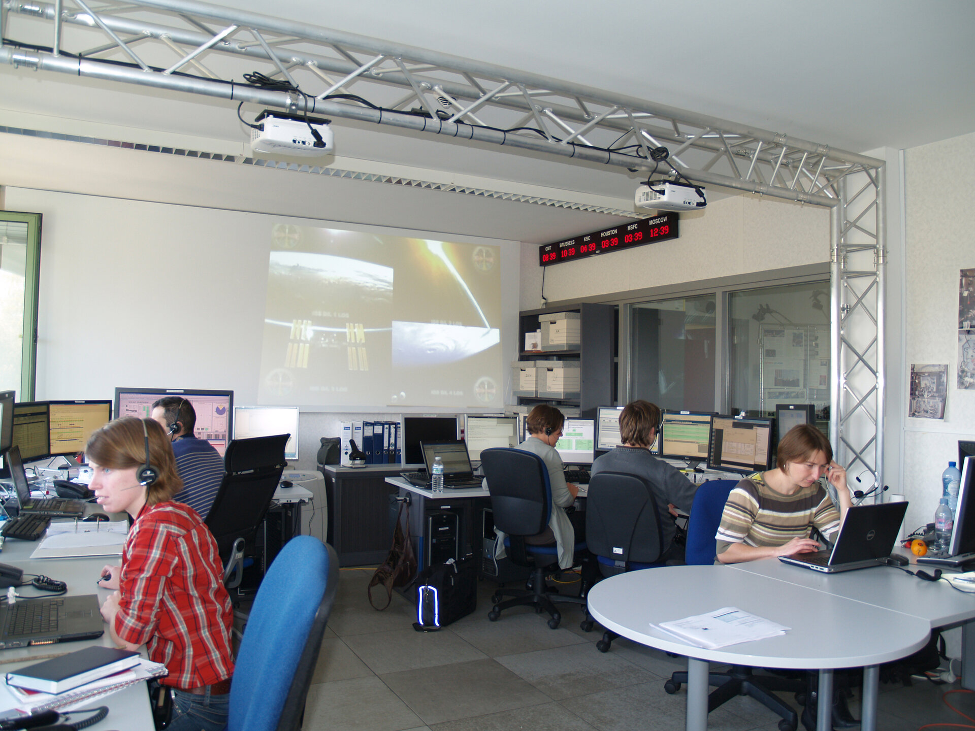 Belgian User Support and Operations Centre
