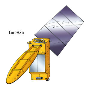 CoReH2O, one of three Earth Explorer 7 candidate missions