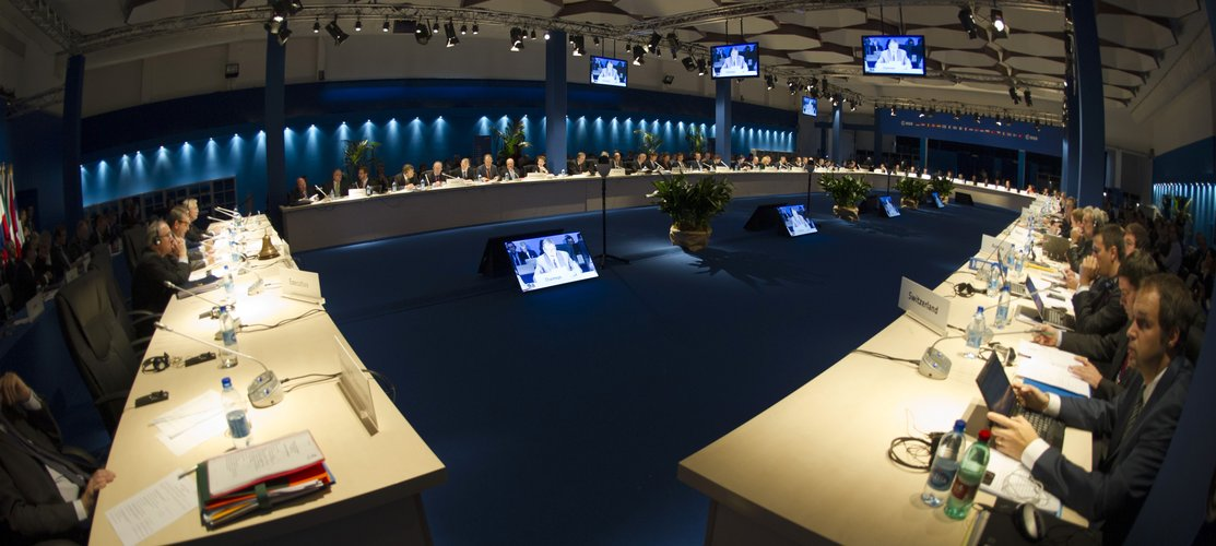 ESA Council at Ministerial Level, Naples, 20 November 2012