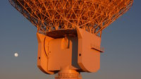 ESA's 35m deep space station Malargüe, Argentina, is part of the Agency's Estrack network