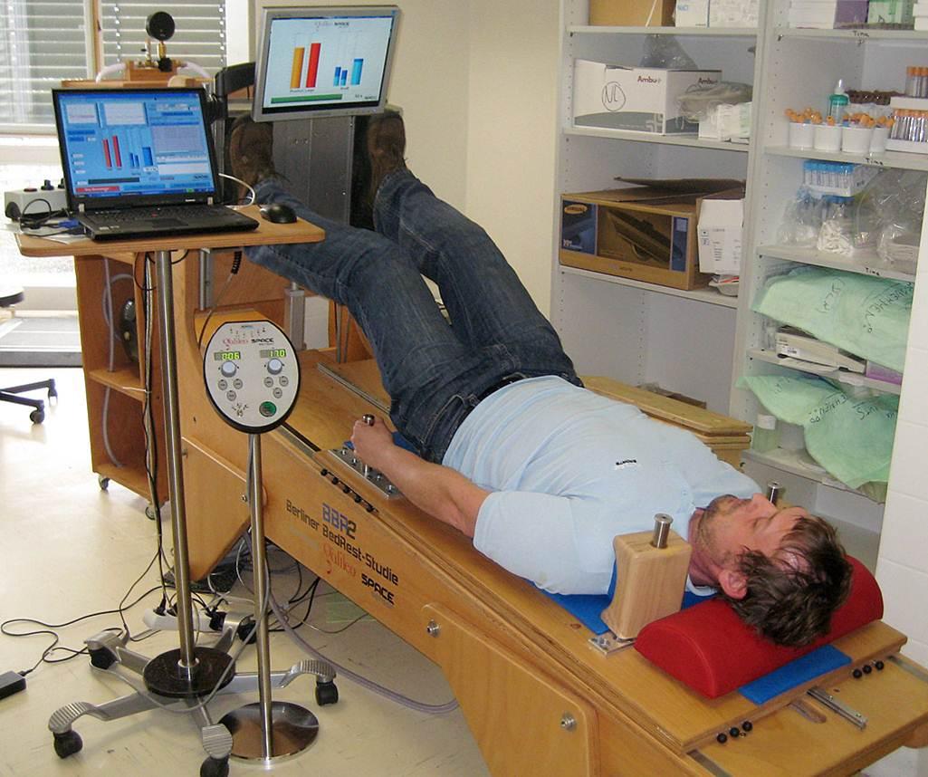 galileo exercise machine