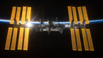 [3/9] International Space Station salutes the Sun
