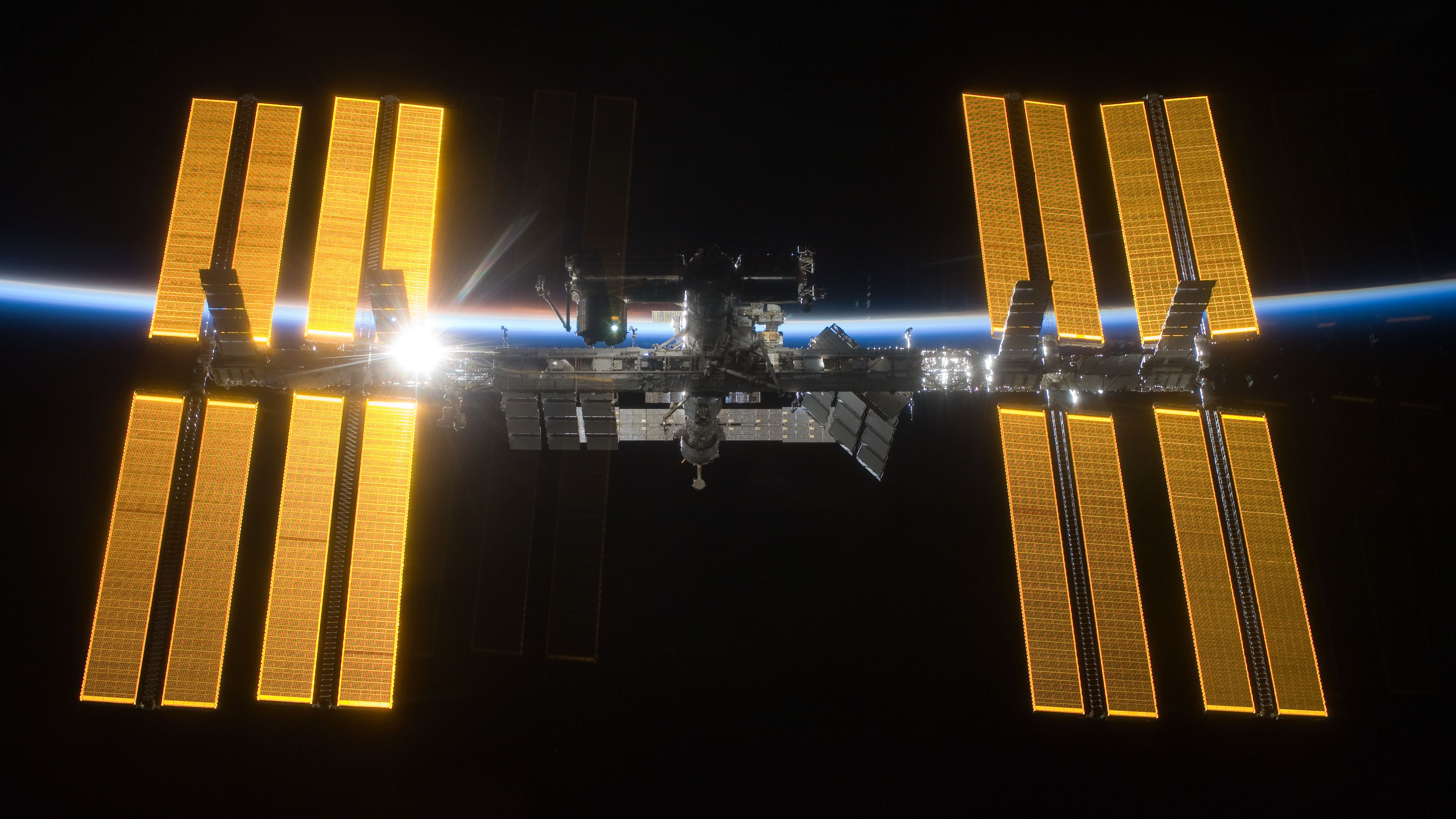 an introduction to the international space station Introduction the international space station (iss) is an unparalleled  international, scientific, and technological cooperative venture that is opening a  new era of.