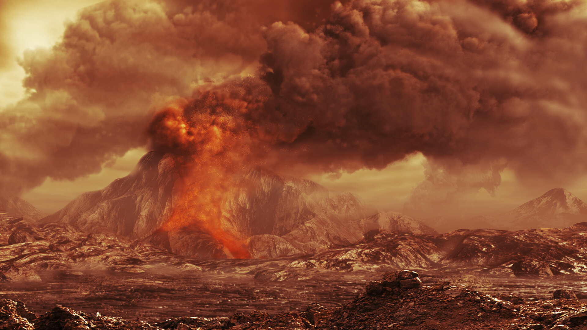 Is Venus volcanically active?