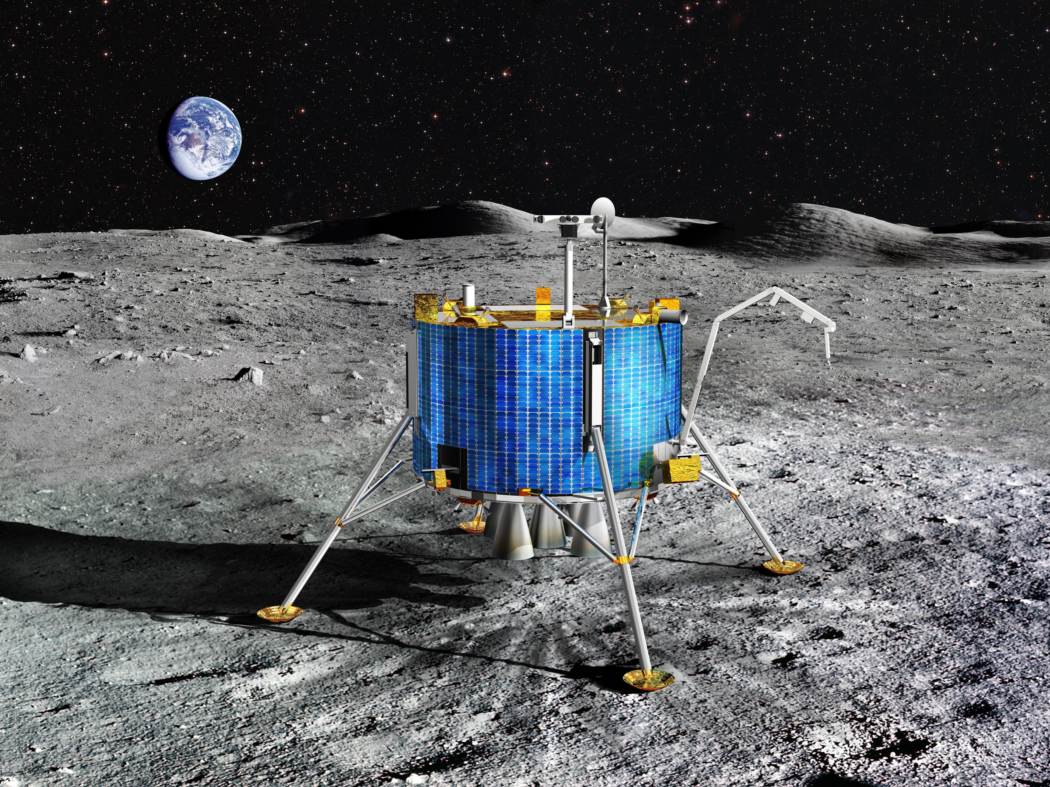 space lunar lander - photo #15