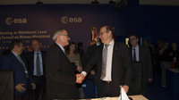 Meteosat Third Generation agreement signed at Ministerial meetin