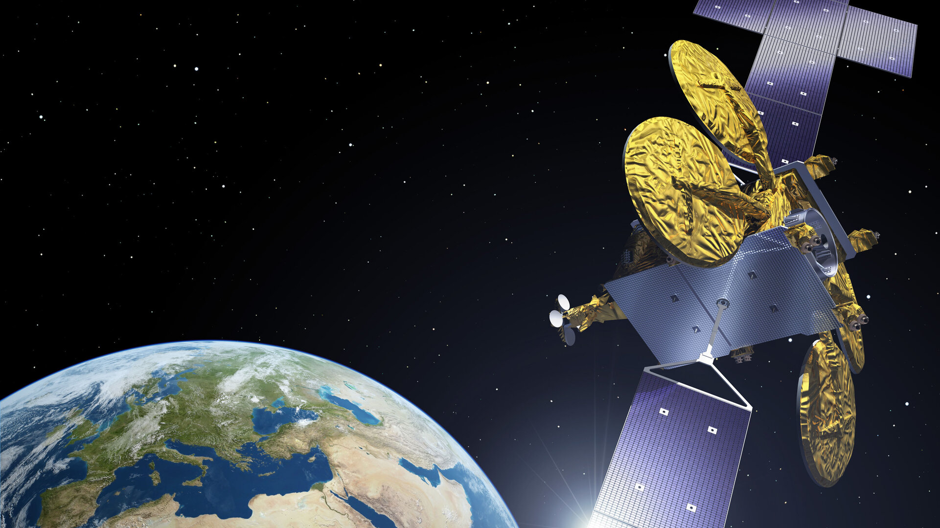 Next-generation satellite platforms