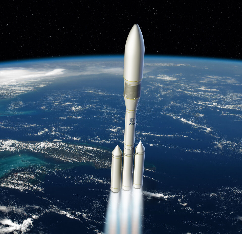 Proposal for Ariane 6
