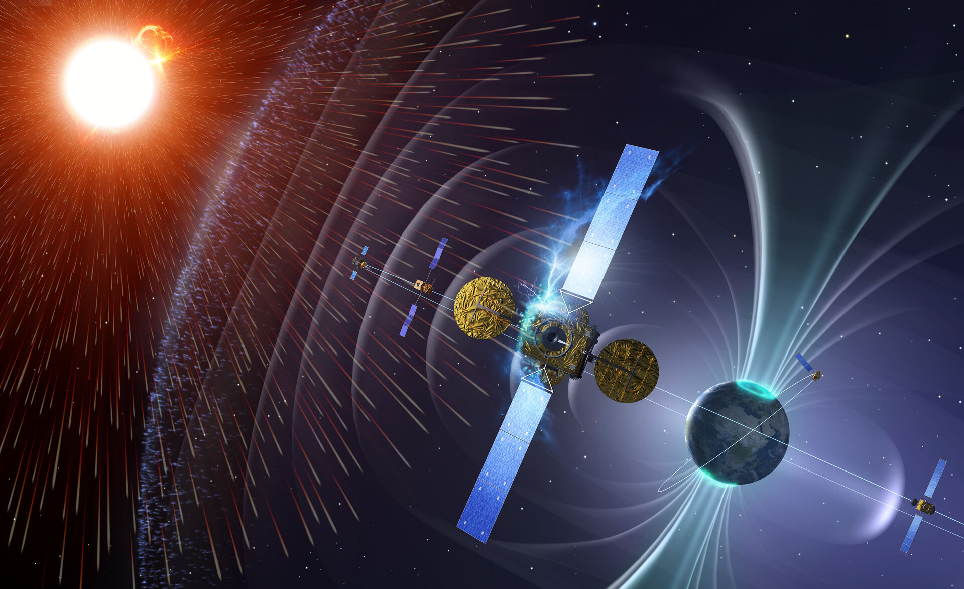 Space Situational Awareness: Space Weather